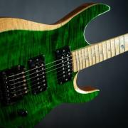 Guitare vernis Haut brillant De leeuw Guitars