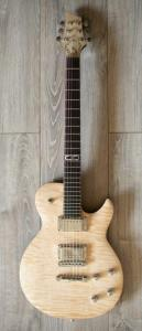 single cut guitare Lp luthier france